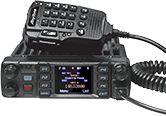 Anytone AT-D578 III Pro DMR Dualband Mobile Radio with Bluetooth and GPS