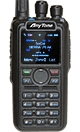 Anytone AT-D878UV Digital DMR Dual-band Handheld Radio with GPS and Roaming