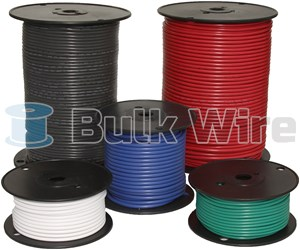 Picture of Stranded Hookup Wire (600 Volt) UL 1028