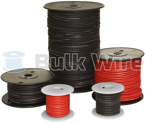 Picture of Test Lead High Voltage Flexible Rubber Wire