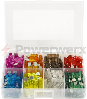 Picture of 120 Piece Automotive ATO/ATC Blade Fuse Assortment Kit