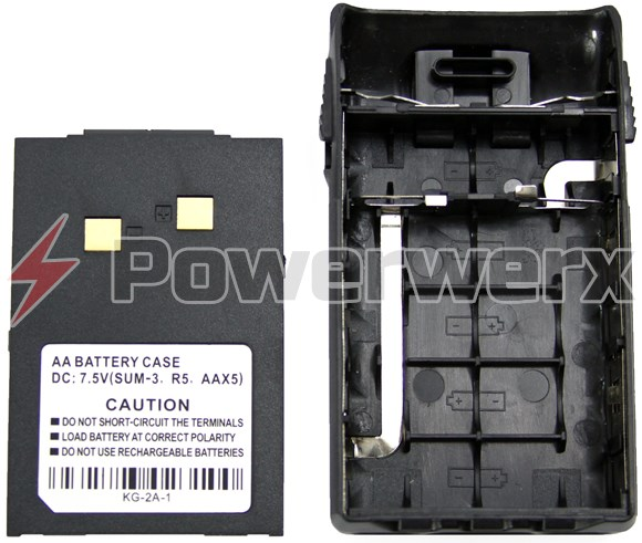 picture of aa battery pack for wouxun radios