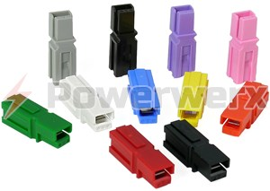 Picture of Anderson Power Products 1327 series PP15/30/45 Powerpole Connector Colored Housings