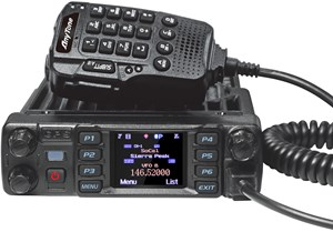 Picture of Anytone AT-D578UV III Pro DMR Dual-band Mobile Commercial Radio with GPS and Bluetooth