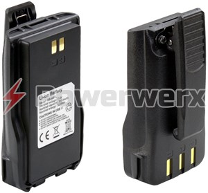 Picture of Anytone High Capacity 3100mAh 7.4V Li-ion Battery Pack with Belt Clip