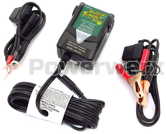 Picture of Battery Tender 021-0123 Junior Jr Battery Charger/Maintainer 12V @ 0.75A