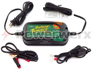 Picture of Battery Tender 022-0185G-DL-WH Plus Battery Charger/Maintainer 12V @ 1.25A
