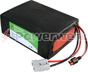 Picture of Bioenno BLF-1240A 12V, 40Ah Lithium Iron Phosphate (LiFePO4) Battery, PVC