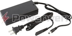 Picture of Bioenno Power BPC-1504DC 14.6V, 4A, AC-to-DC Charger with DC Plug for 12V LiFePO4 Batteries