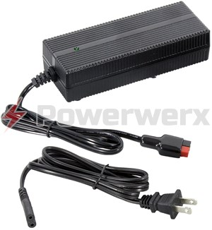 Picture of Bioenno Power BPC-1506A 14.6V, 6A, AC-to-DC Charger with DC Plug for 12V LiFePO4 Batteries