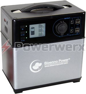 Picture of Bioenno Power BPP-M400 400W-hr Power Pack