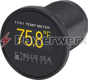 Picture of Blue Sea 1741 Mini OLED Temperature Monitor