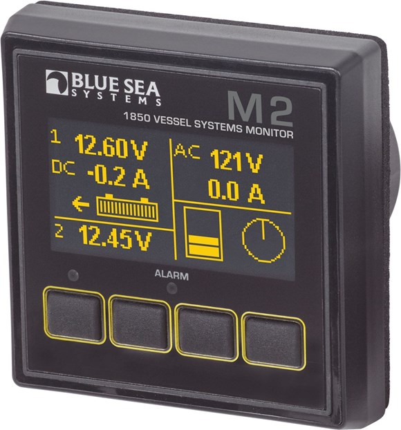 Picture of Blue Sea 1850 M2 Vessel Systems Monitor