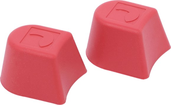 Picture of Blue Sea 4000 Mini Stud Mount Insulation Boot, Red, 2 pack