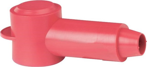 "Picture of Blue Sea 4012 CableCap Red 0.50"" Stud"