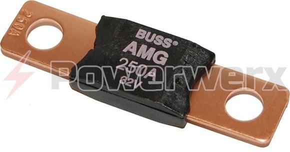 Picture of Blue Sea 5107 MEGA AMG Fuse 250 Amp