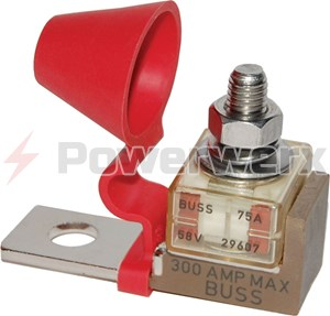 Picture of Blue Sea 5191 MRBF Terminal Fuse Block 30 to 300A