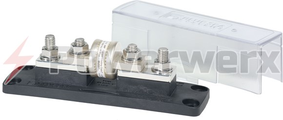 Picture of Blue Sea 5502 Class T Fuse Block with Insulating Cover 225 to 400A