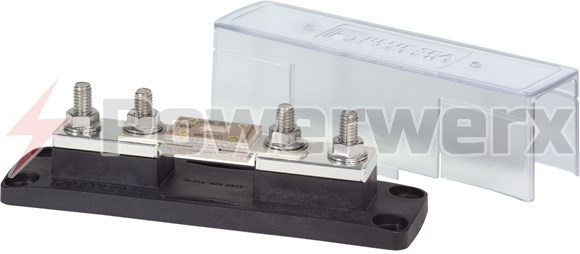 Picture of Blue Sea 5503 ANL Fuse Block with Insulating Cover 35 to 750A