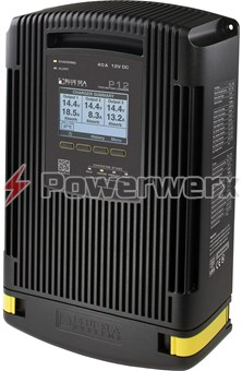 Picture of Blue Sea 7522 P12 Battery Charger Three Bank 12V DC 40A
