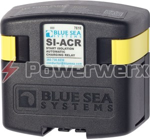 Picture of Blue Sea 7610 SI-ACR Automatic Charging Relay 12/24 VDC 120A