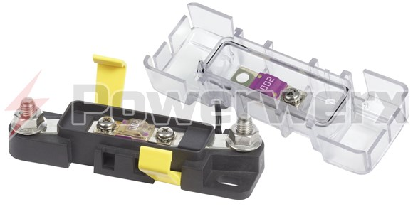 Picture of Blue Sea 7720 AMI MIDI Safety Fuse Block