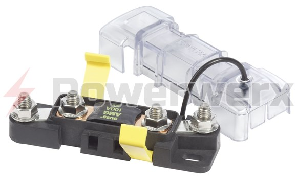 Picture of Blue Sea 7721 MEGA AMG Safety Fuse Block