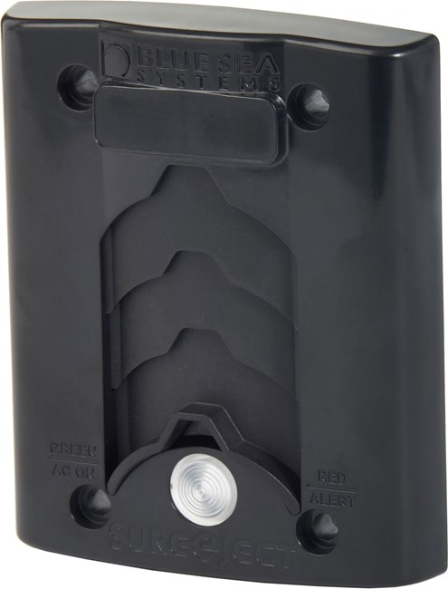 Picture of Blue Sea 7822 Sure Eject Cover Plate Black