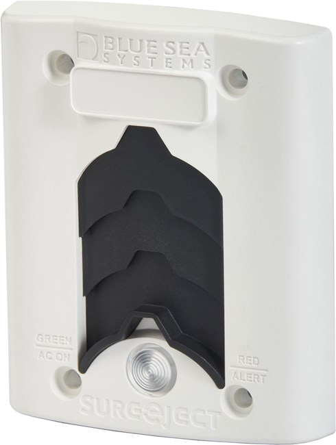 Picture of Blue Sea 7823 Sure Eject Cover Plate White