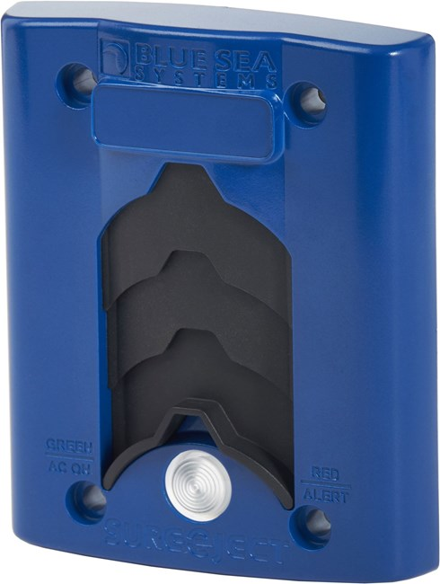 Picture of Blue Sea 7824 Sure Eject Cover Plate Blue