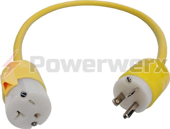 Picture of Blue Sea 7830 Sure Eject Yellow Pigtail 15 Amps