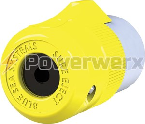 Picture of Blue Sea 7841 Sure Eject Plug 120V / 20A