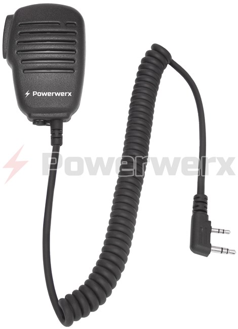 Picture of Compact Lightweight Speaker Microphone for Wouxun and Anytone Radios