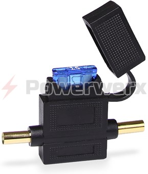 Picture of Crimpable Inline ATC/ATO Blade Fuse Holder