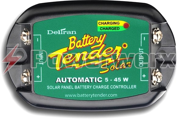 Picture of Deltran 021-1162 Battery Tender 5-45W  Automatic Solar Controller