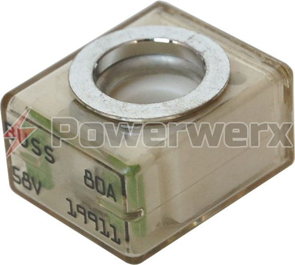 Picture of Eaton Bussman CBBF-80 CBBF/MRBF Battery Terminal Fuse 80A