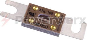 Picture of EATON's Bussman Series ANL Fuses 35A to 750A