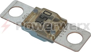 Picture of EATON's Bussmann AMI/MIDI Series Bolt-Down Fuses 40A to 200A