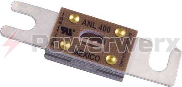 Picture of EATON's Bussmann Series ANL-400 ANL Low Voltage Limiter Fuse, 400A, 32VAC