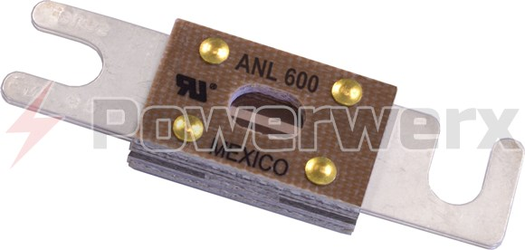 Picture of EATON's Bussmann Series ANL-600 ANL Low Voltage Limiter Fuse, 600A, 32VAC