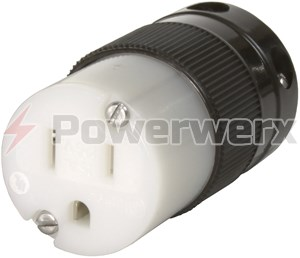 Picture of Marinco AC Female Connector 120VAC, 15A