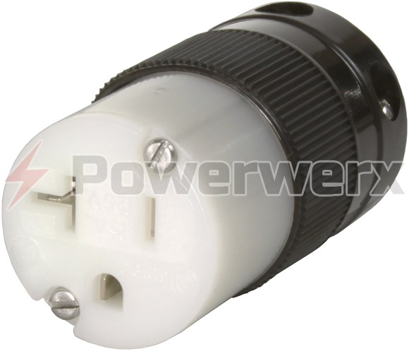 Picture of Marinco AC Female Connector 120VAC, 20A