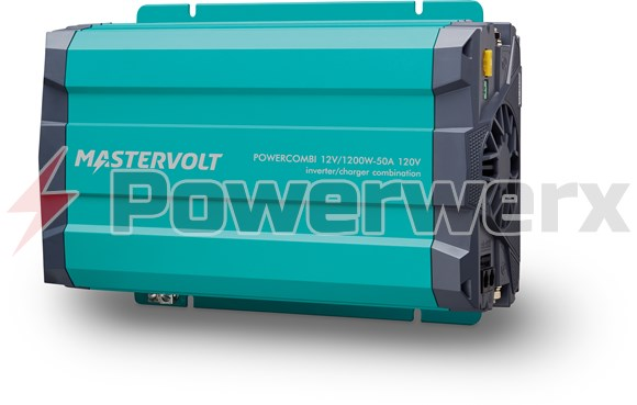 Picture of MASTERVOLT 12V/1200W-50A PowerCombi Pure Sine Inverter/Charger Model 36211200