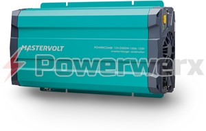 Picture of MASTERVOLT 12V/2000W-100A PowerCombi Pure Sine Inverter/Charger Model 36212000
