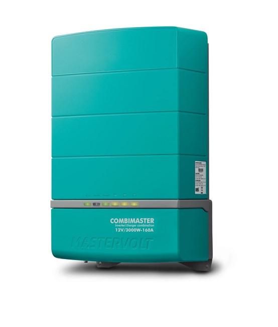 Picture of MASTERVOLT 35513000 CombiMaster12V/3000W-100A Pure Sine Inverter/Charger