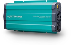 Picture of MASTERVOLT 36212001 12V/2000W-100A PowerCombi Pure Sine Inverter/Charger Kit