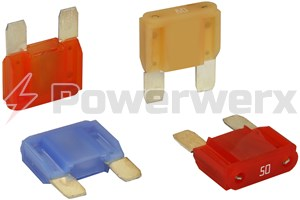 Picture of MAXI Blade Type Fuses