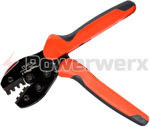 Picture of MC4 Ratcheting Crimping Tool for MC4 Solar Panel PV Cables