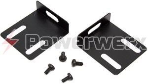 Picture of Mounting Bracket Kit for Powerwerx Desktop Power Supplies