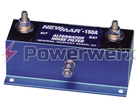 Picture of Newmar 150-A Alternator Line Noise Filter 150 Amp